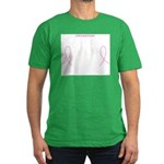 AWARENESS Men's Fitted T-Shirt (dark)