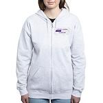 CURIOSITY LOADING... Women's Zip Hoodie