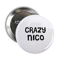 CRAZY NICO Button