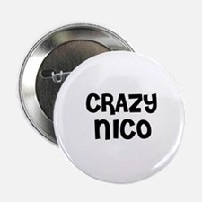 CRAZY NICO Button