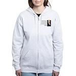 James Madison 12 Women's Zip Hoodie