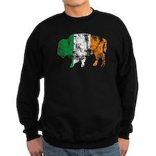 Buffalo Irish Flag Sweatshirt