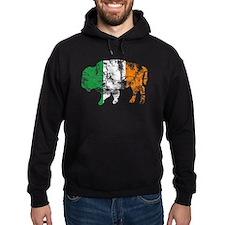 Buffalo Irish Flag Hoodie