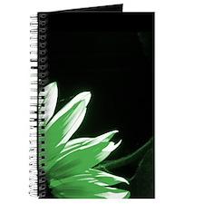 Green Corner Sunflower Journal