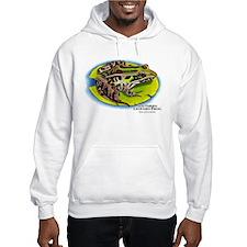Southern Leopard Frog Jumper Hoody