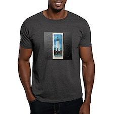 Santa Cruz Harbor Lighthouse T-Shirt
