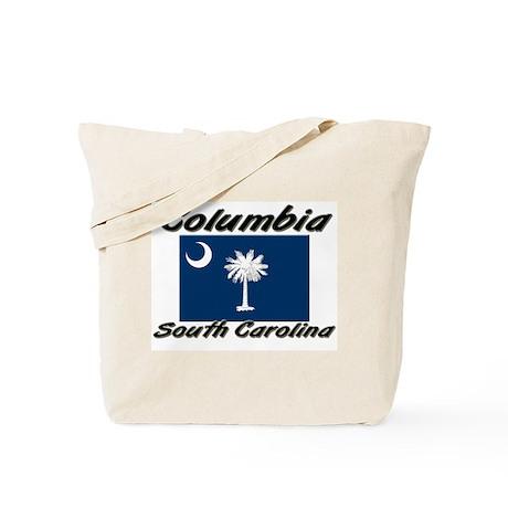 Columbia South Carolina Tote Bag