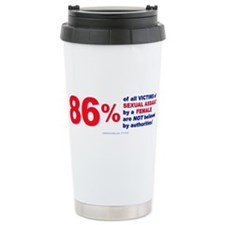 Sexual Assault by Females Travel Mug