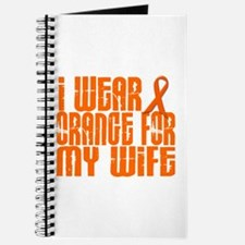 I Wear Orange For My Wife 16 Journal