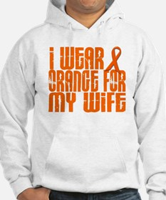 I Wear Orange For My Wife 16 Hoodie