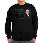 James Madison 13 Sweatshirt (dark)