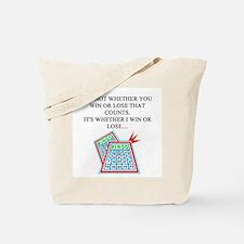 funny bingo joke Tote Bag