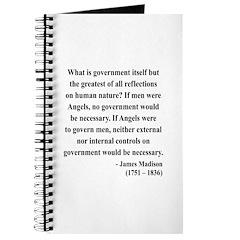 James Madison 13 Journal