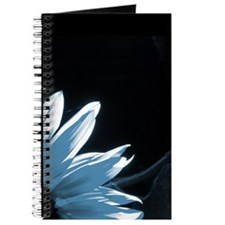 Blue Corner Sunflower Journal