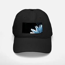 Blue Corner Sunflower Baseball Hat