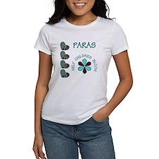 PPCD Paras BrownBlue Light Help Children Bl T-Shir