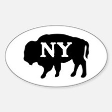 Buffalo New York Decal