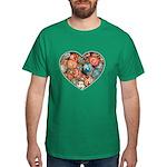 I love Pysanky 1 Dark T-Shirt