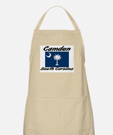 Camden South Carolina BBQ Apron
