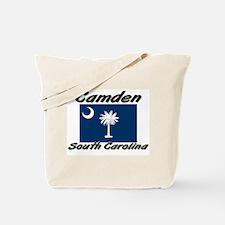 Camden South Carolina Tote Bag