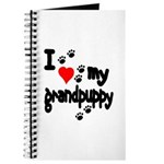 I love my grandpuppy Journal