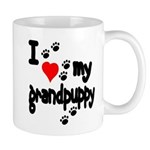 I love my grandpuppy Mug