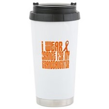 I Wear Orange For My Granddaughter 16 Travel Mug