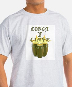 Conga And Clave T-Shirt