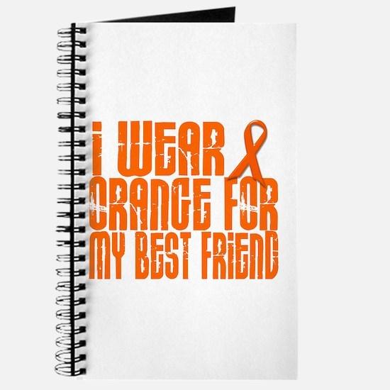I Wear Orange For My Best Friend 16 Journal