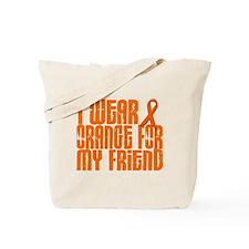 I Wear Orange For My Friend 16 Tote Bag