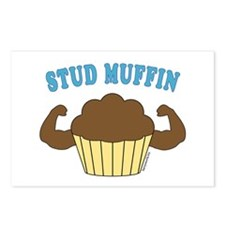 Stud Muffin 2 Postcards (Package of 8)