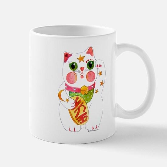 Beckoning Cat of Japan Mug