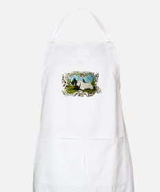Pastoral Scottish Terriers Apron