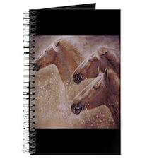 Stampede Wild Mustangs Journal