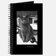 Smokey Russian Blue Journal