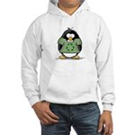 Recycle Penguin Hooded Sweatshirt