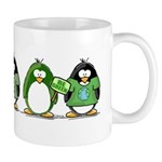 Eco-friendly Penguins Mug