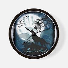 Twilight Fan Art Designs Wall Clock