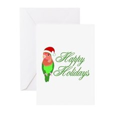 Lovebird Greeting Cards (Pk of 10)