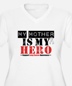 Lung Cancer Hero Mother T-Shirt