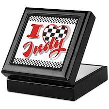 I Love Indy Keepsake Box