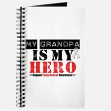 Lung Cancer Hero Grandpa Journal