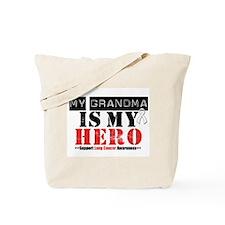 Lung Cancer Hero Grandma Tote Bag