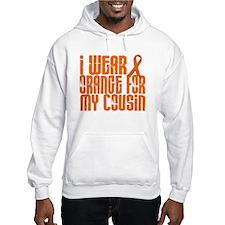 I Wear Orange For My Cousin 16 Hoodie