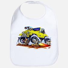 Jeep Yellow Bib