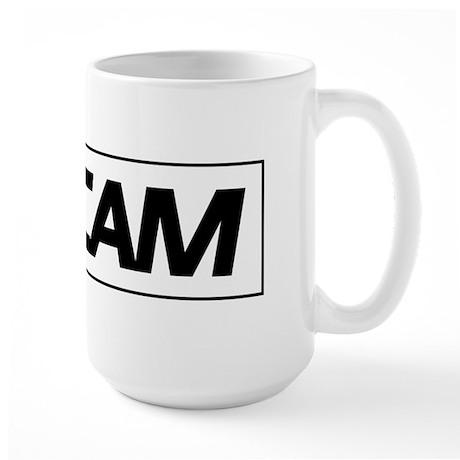 HDCAM Logo Large Mug