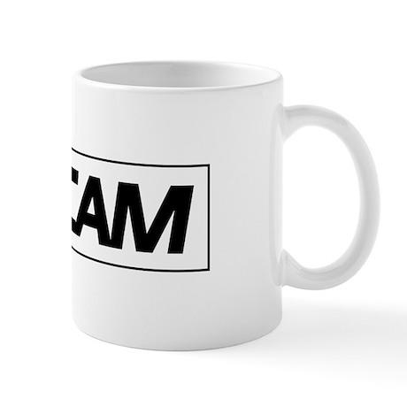 HDCAM Logo Mug