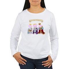 Three Wise Pigs T-Shirt