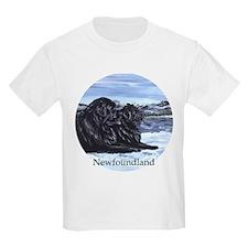 Newfoundland Snow Pair T-Shirt
