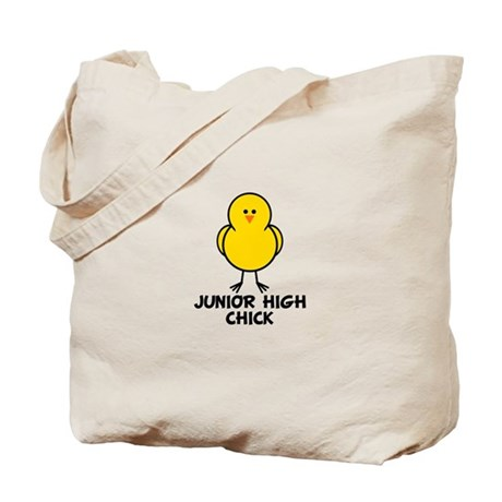 Junior High Chick Tote Bag